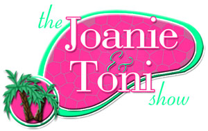 """Joanie & Toni"" logo"